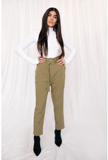 LEXI DREW 7214 Belted Pants