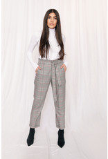 LEXI DREW 6161 Plaid Pants