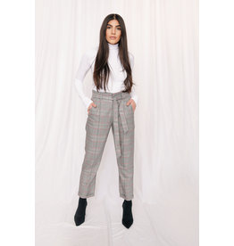 LEXI DREW 6161 Plaid Pants