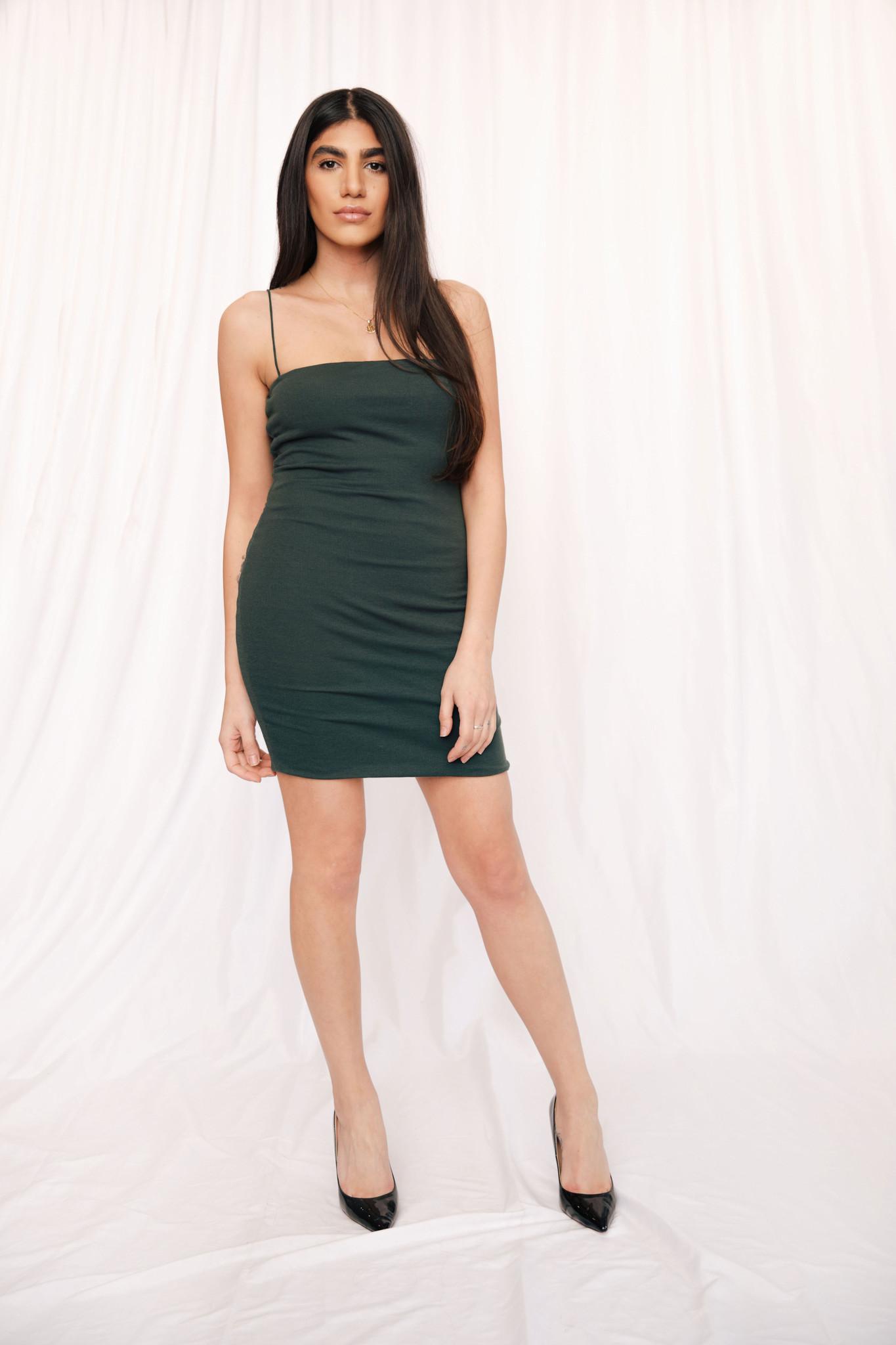 LEXI DREW 3195 Mini Dress