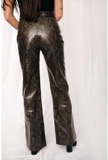 LEXI DREW 388A Snake Pants