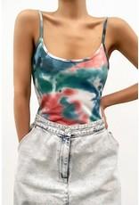 LEXI DREW 5511 Tie Dye Bodysuit
