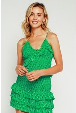 LEXI DREW 5915 Ruched Tank