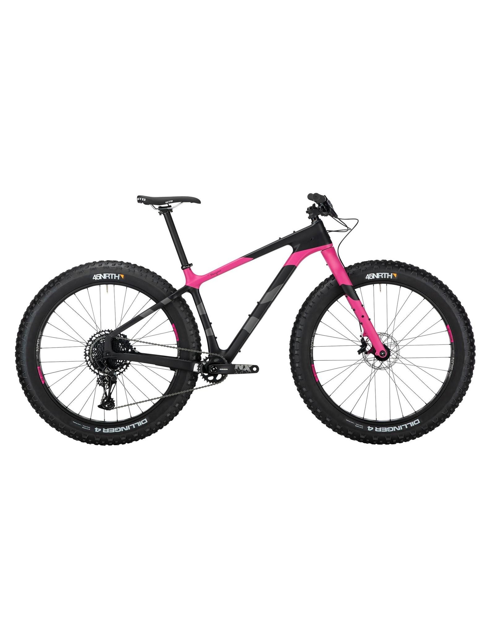 SALSA 2020 Beargrease CB NX Eagle small black/pink