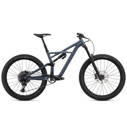 SPECIALIZED 2019 ENDURO FSR COMP 27.5 - Satin Cast Battleship/Mojave L