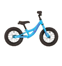 EVO EVO, Beep Beep Balance/Push Kids Bicycle, Mo Better Blue, Universal One-Size
