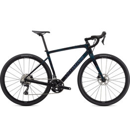 SPECIALIZED 2021 DIVERGE SPORT CARBON  Forest green/Ice papaya/Chrome 58