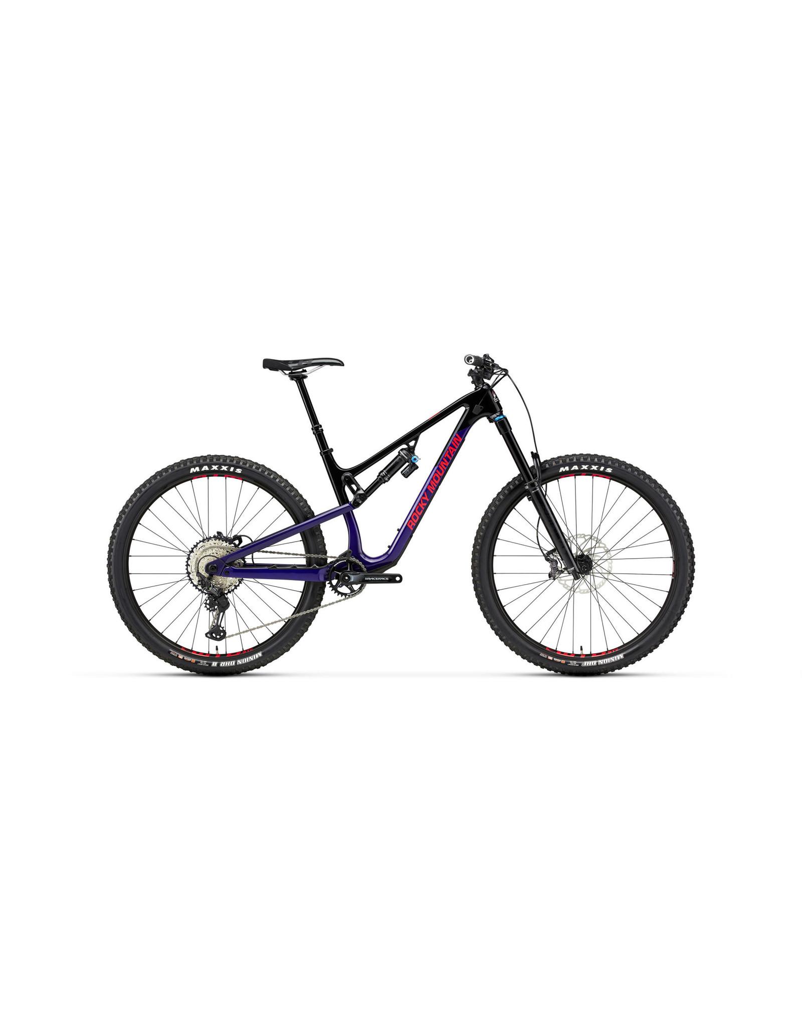 ROCKY MOUNTAIN 2021 Rocky Mountain Altitude Carbon 50 - Purple/Black - Large