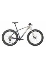 "SALSA 2021 Salsa Beargrease Carbon Deore 11spd Fat Bike - 27.5"", Carbon, Gray Fade, Small"