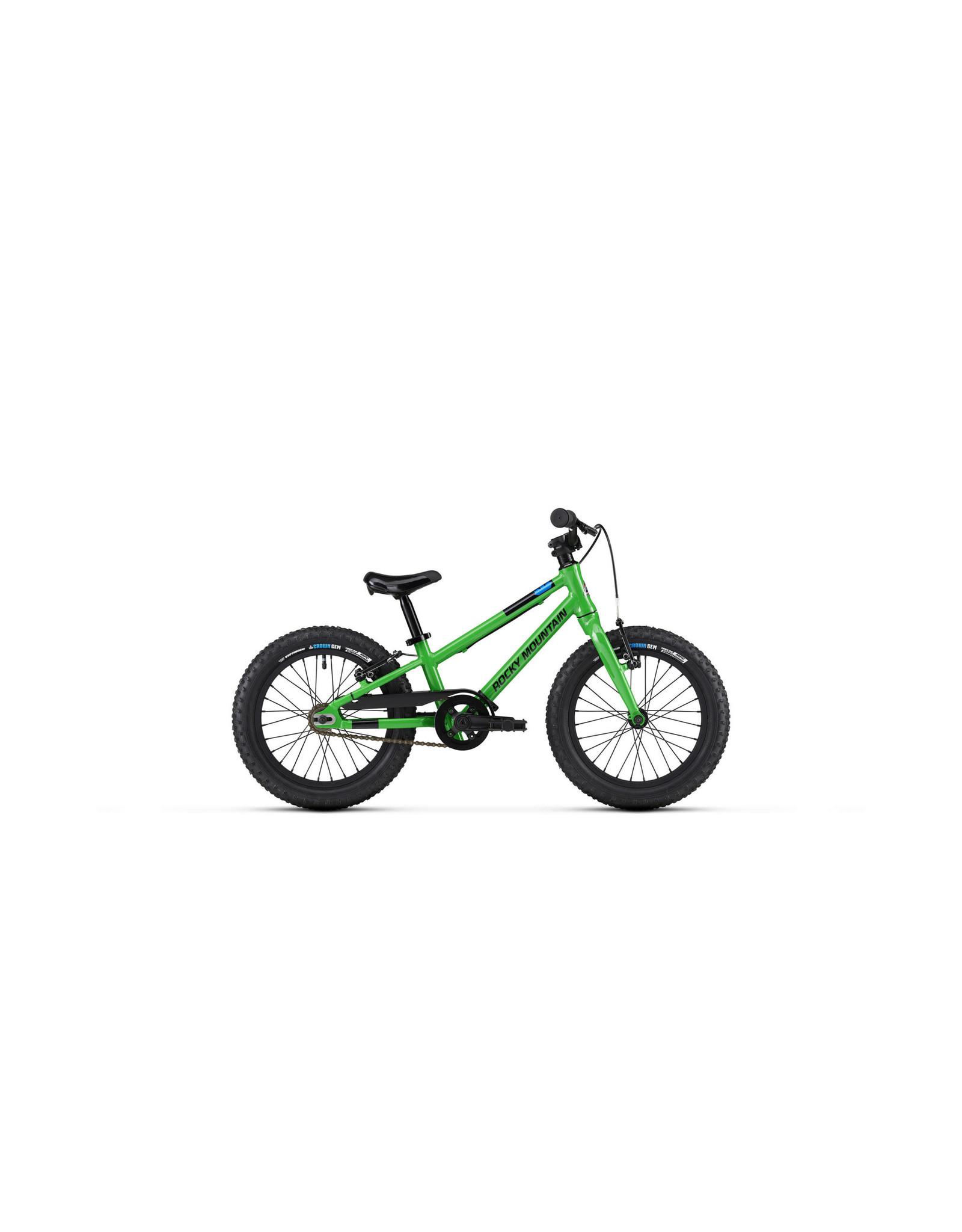 "ROCKY MOUNTAIN 2021 Rocky Mountain Edge Jr 16""  - Green/Black"