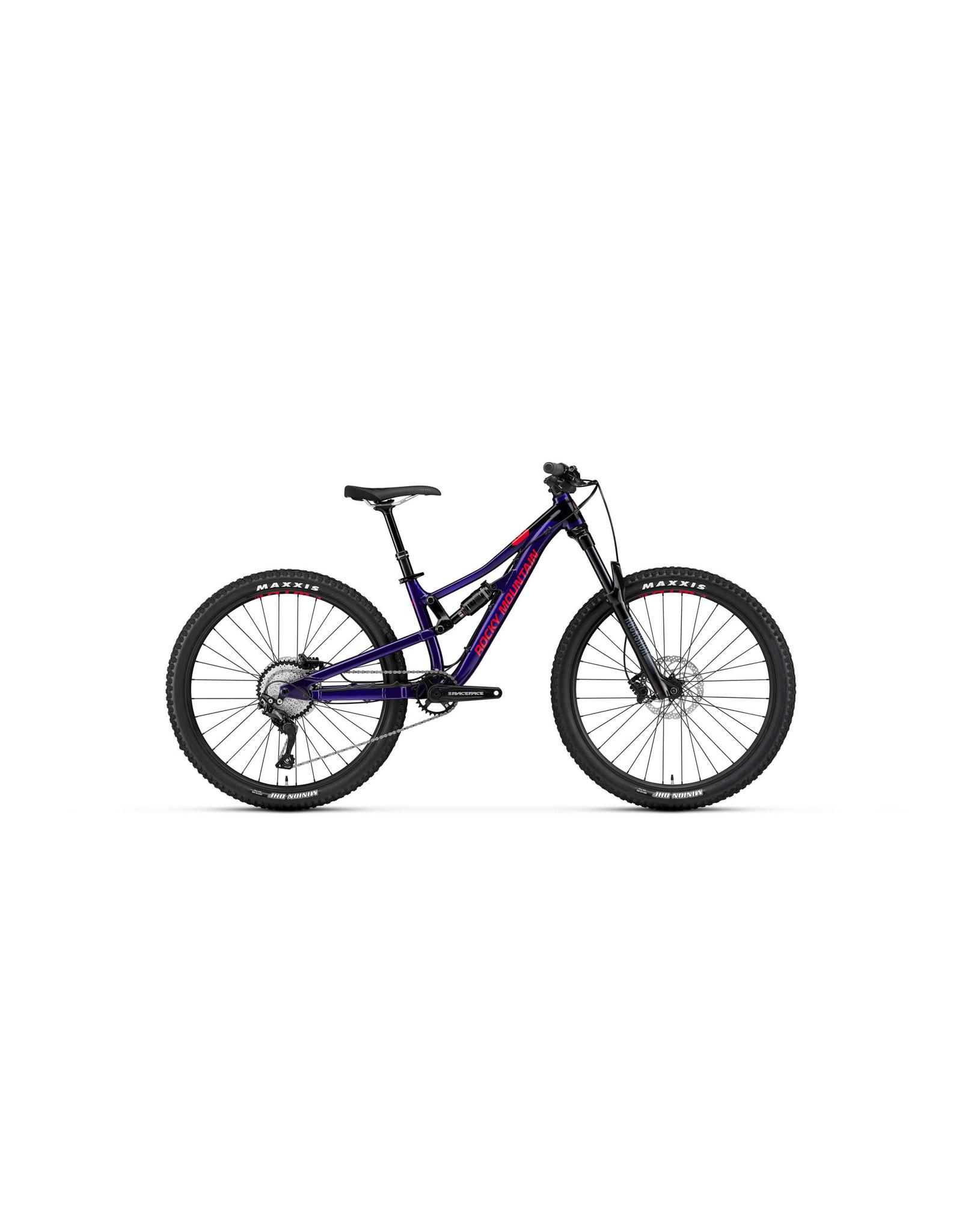 """ROCKY MOUNTAIN 2021 Rocky Mountain Reaper 26""""  - Purple/Black"""