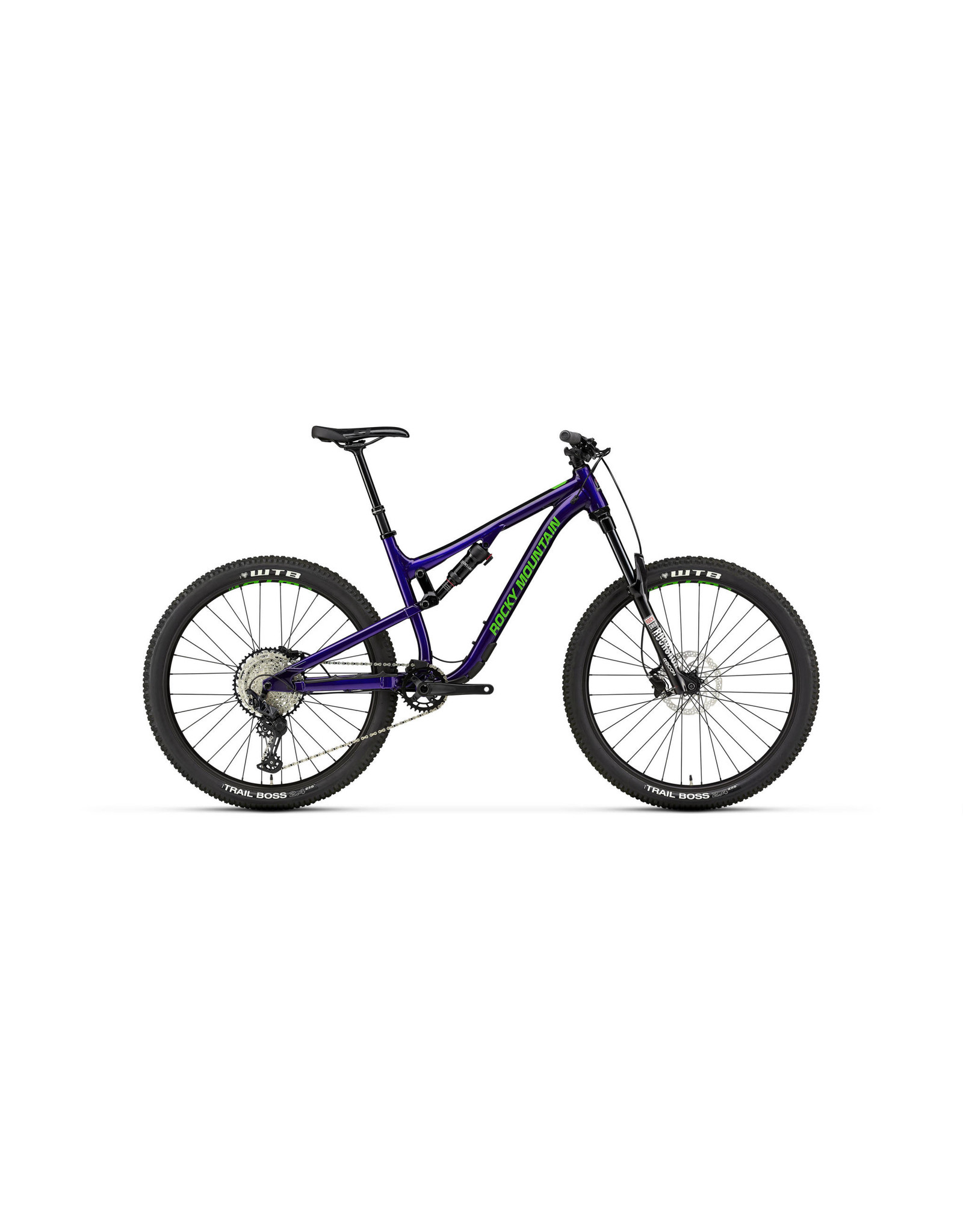ROCKY MOUNTAIN 2021 Rocky Mountain Thunderbolt Alloy 10 - Purple/Black - X-Small