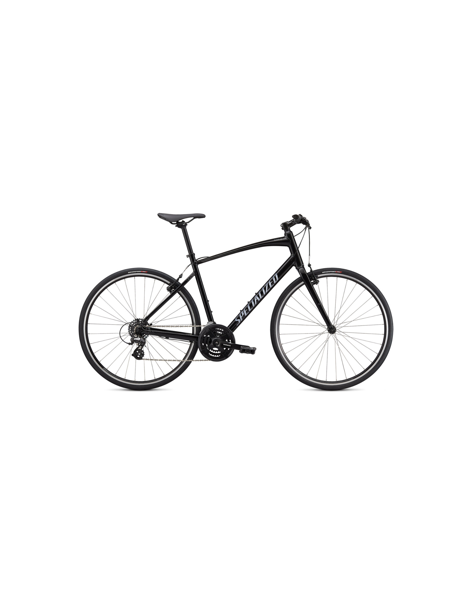 SPECIALIZED 2021 Specialized Sirrus 1.0 - BLK/CHAR/BLK - Large