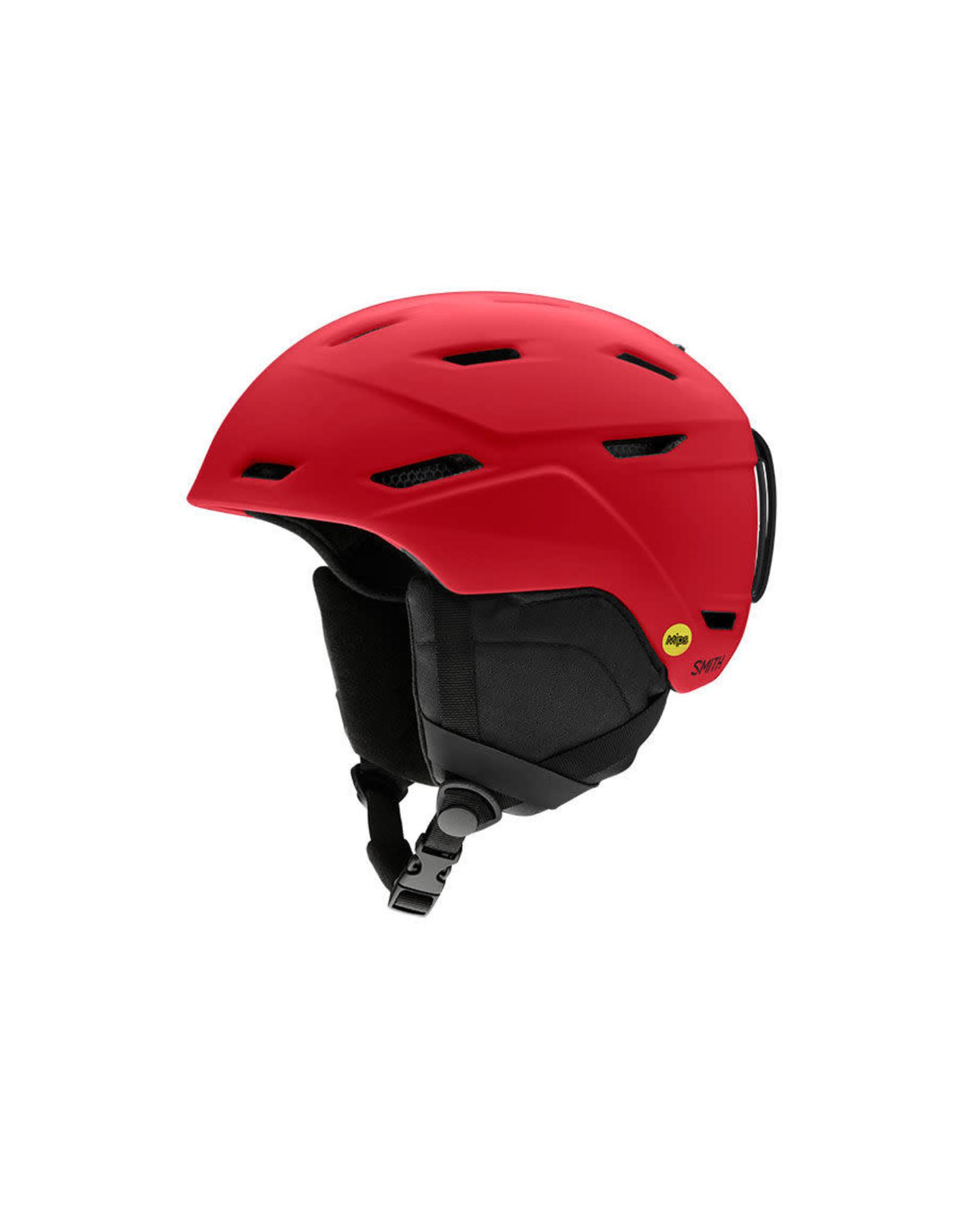 smith optics Smith Mission mips helmet - Matte lava - X Large 63-67 cm