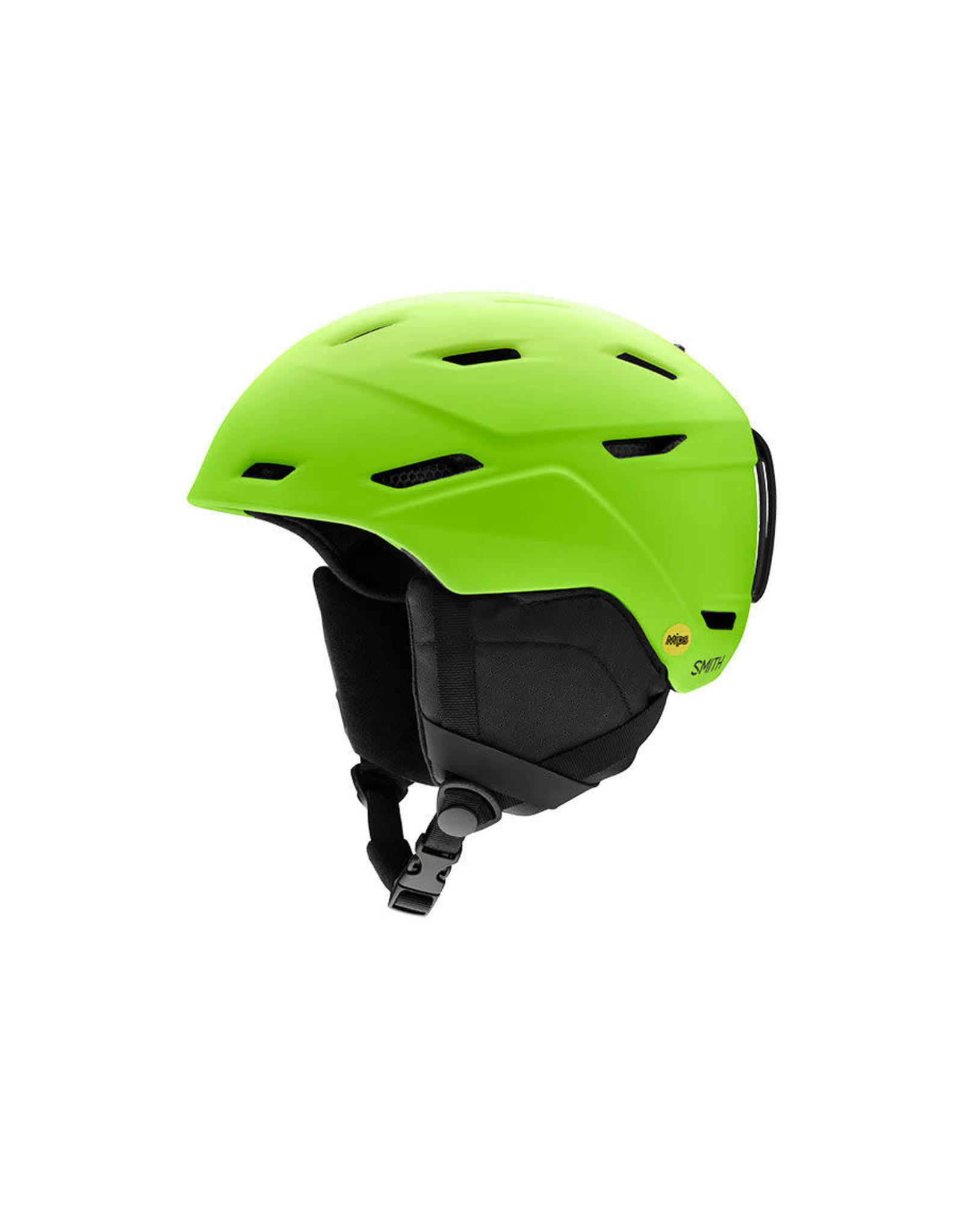 smith optics Smith Mission mips helmet - Matte limelight- Small 51-55cm