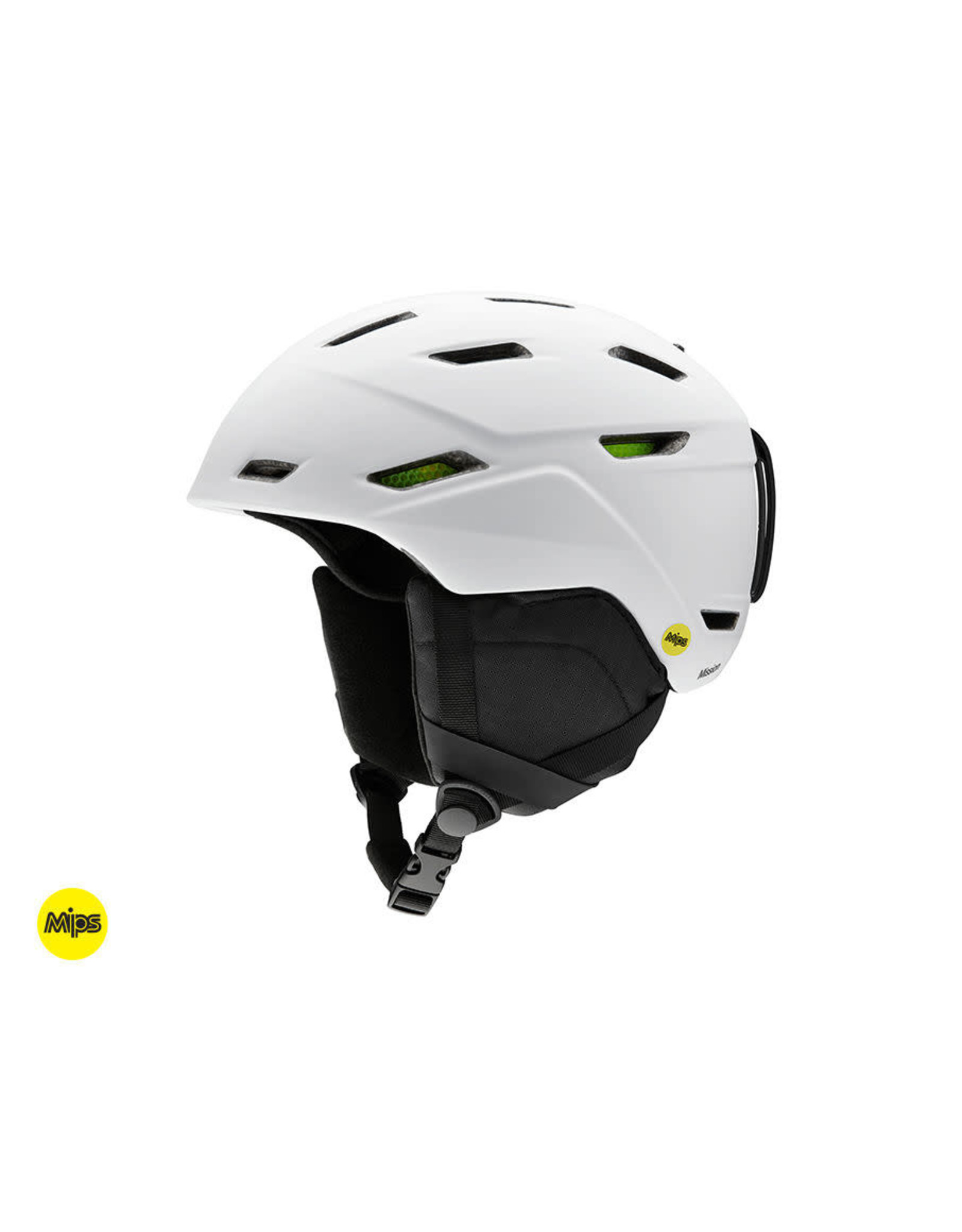smith optics Smith Mission mips helmet - Matte white - Large 59-63 cm