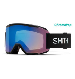 smith optics Smith Squad Goggles - Chromapop Storm Rose- Black