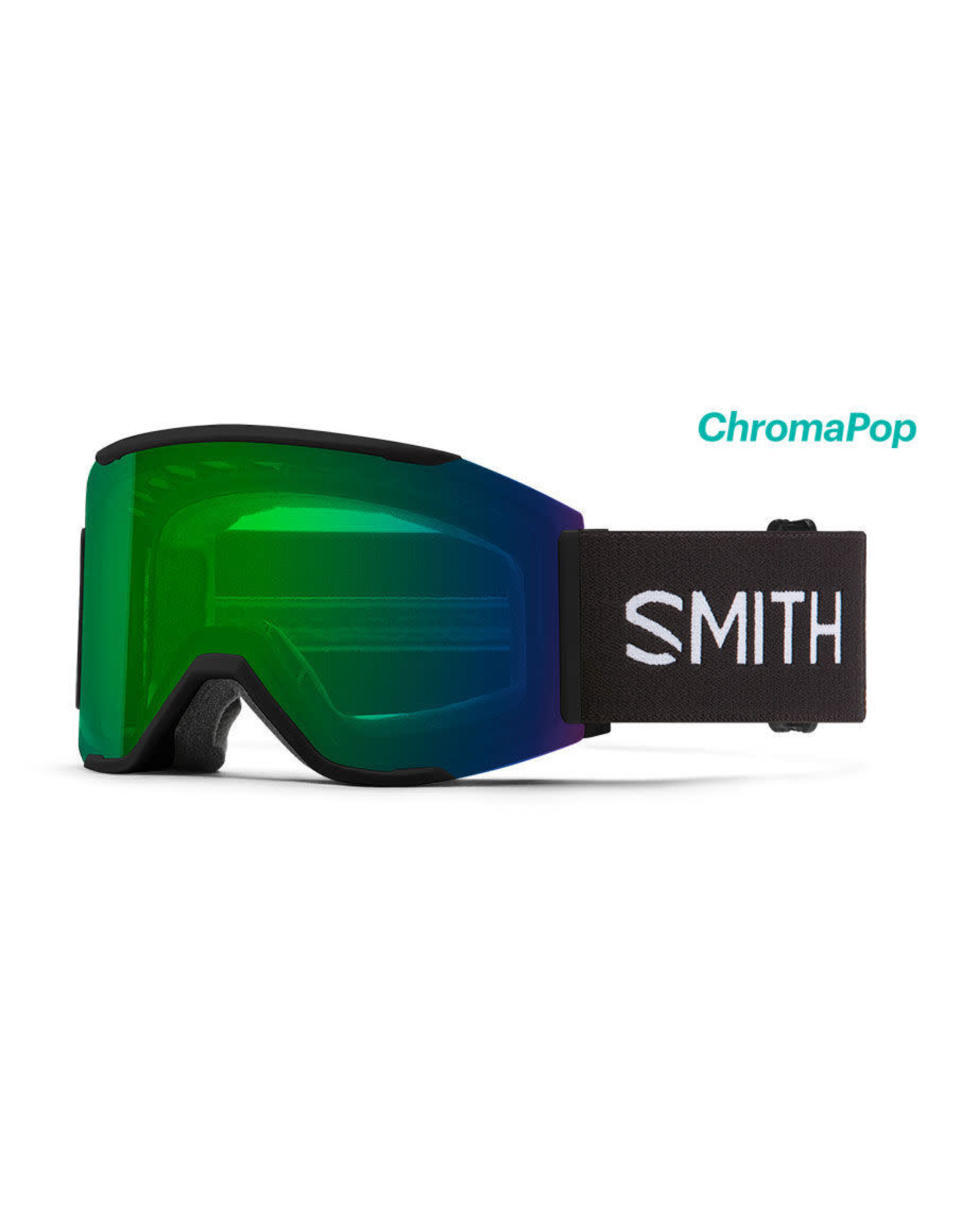 smith optics Smith Squad Mag Goggles - Chromapop Everyday Green - Black