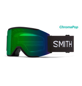 smith optics Smith Squad Mag Goggles - Chromapop Everyday Green - Black