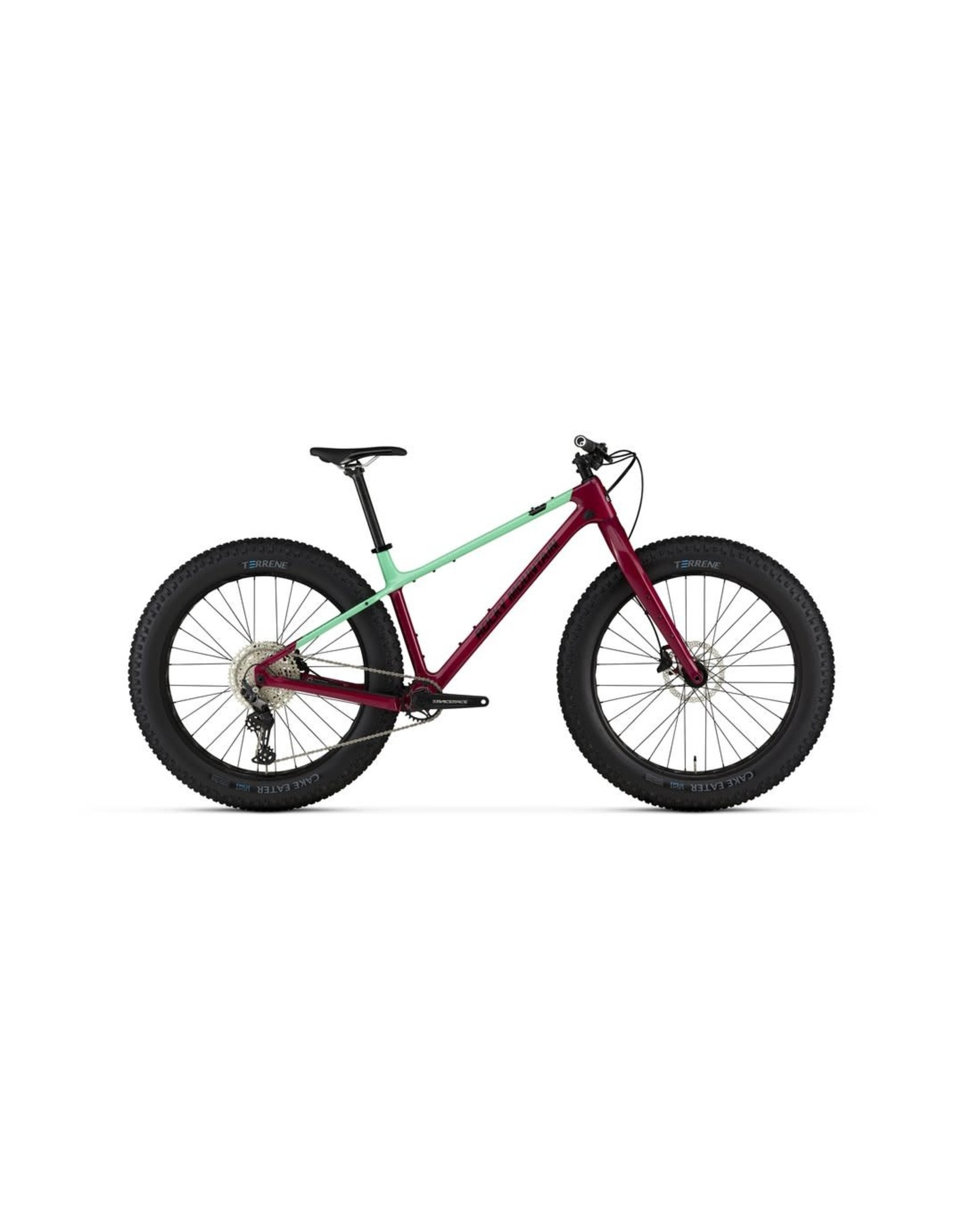 ROCKY MOUNTAIN 2022 Rocky Mountain Blizzard C30 - Red/Green - Small