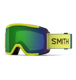 smith optics Smith Squad Goggles - Chromapop Everyday Green- Neon Yellow