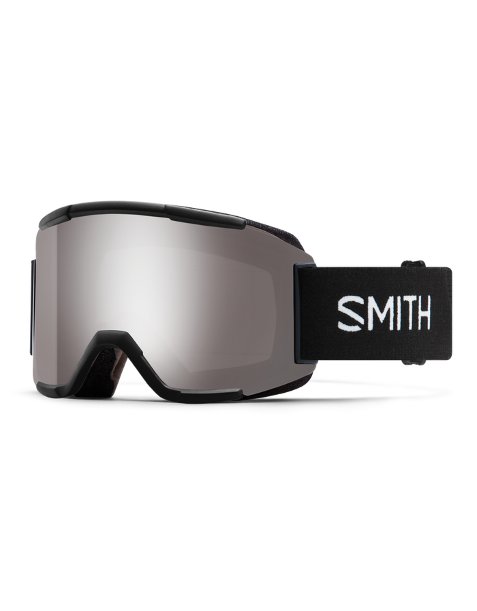 smith optics Smith Squad Goggles - Chromapop Sun Platinum Mirror - Black