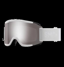 smith optics Smith Squad Goggles - Chromapop Sun Platinum Mirror - White Vapor