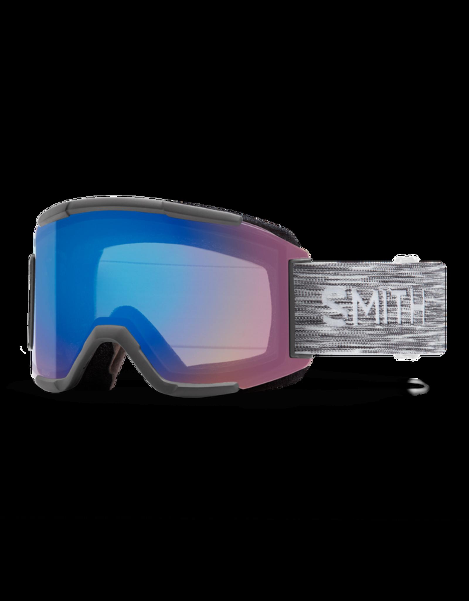 smith optics Smith Squad Goggles - Chromapop Storm Rose- Cloudgrey