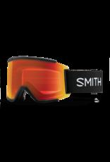 smith optics Smith Squad XL Goggles - Chromapop Everyday Red Mirror - Black
