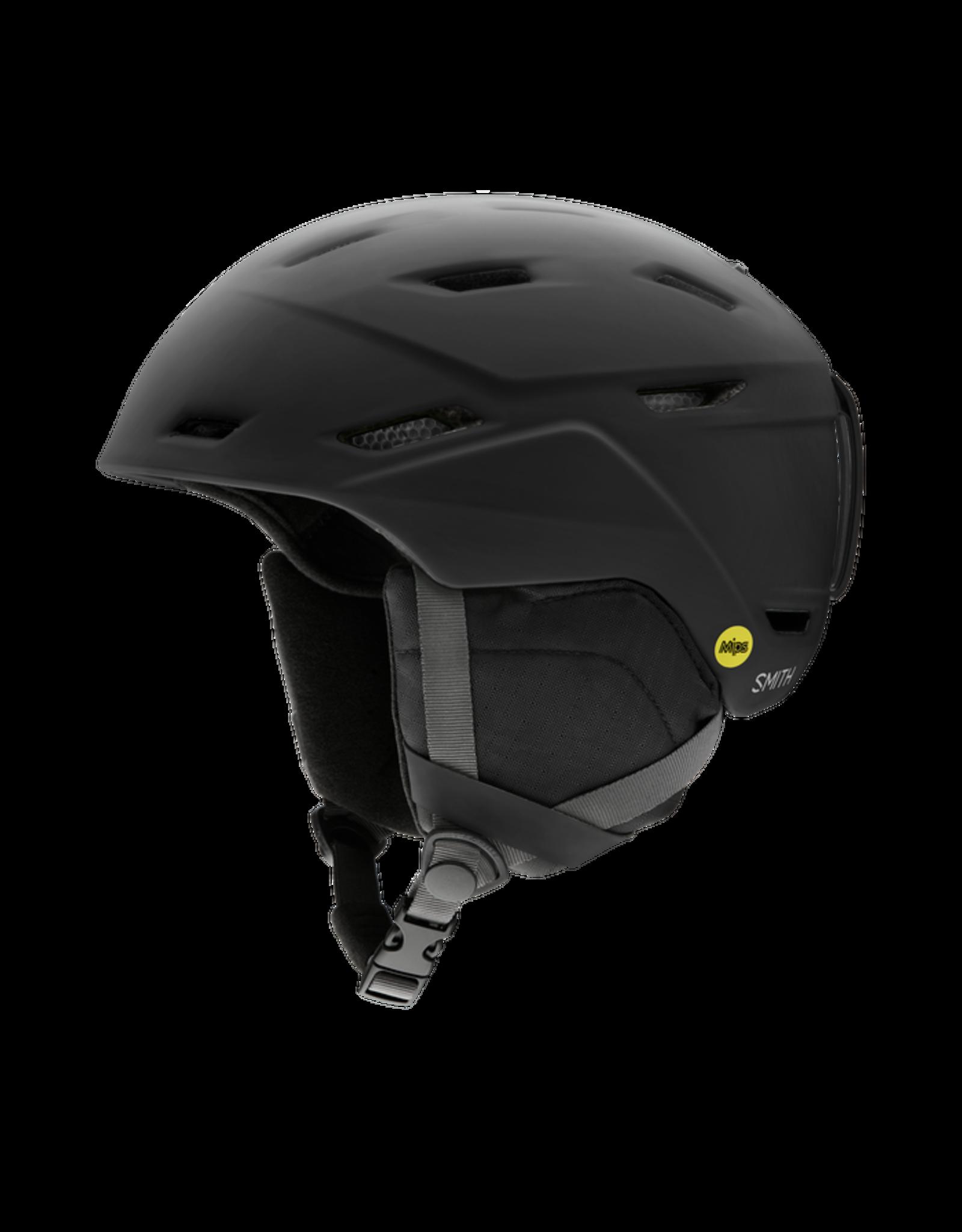 smith optics Smith Mission mips helmet - Matte black - Medium 55-59 cm