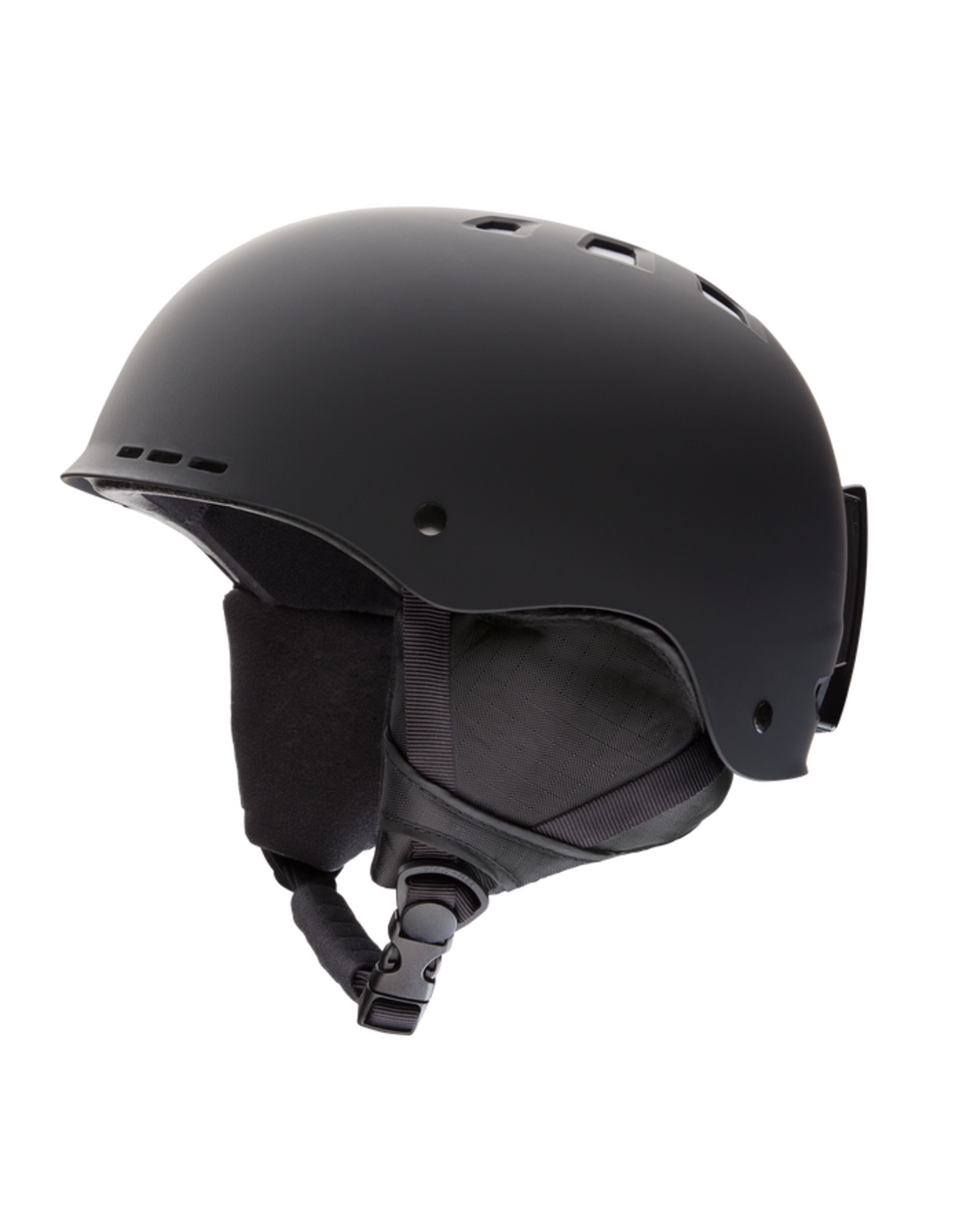 smith optics Smith Holt helmet - Matte Black - Medium 55-59cm