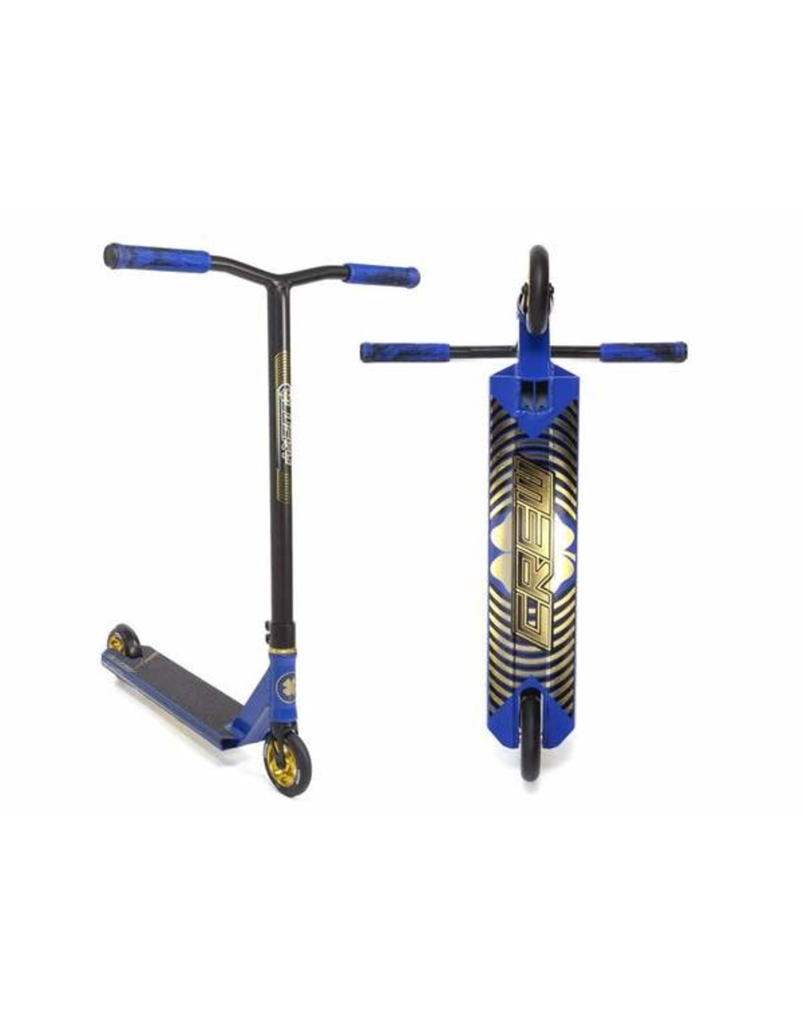 Lucky Lucky Crew Pro Scooter - Blue Royale