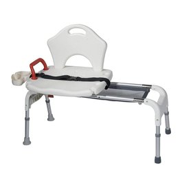 Drive Medical Drive Transfer Bench Sliding 300Lb
