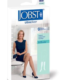 Jobst Jobst UltraSheer 8-15 mmHg 4.5-6.5 Classic Black