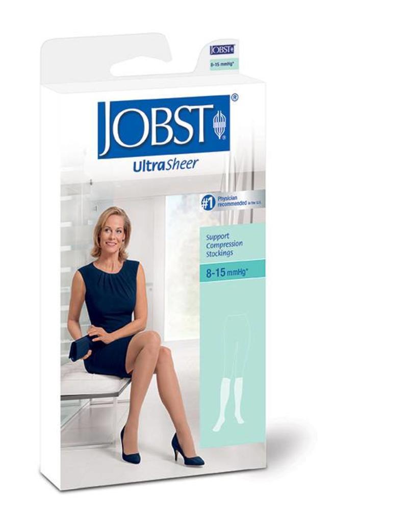 Jobst Jobst UltraSheer 8-15 mmHg 9.5-11 Classic Black
