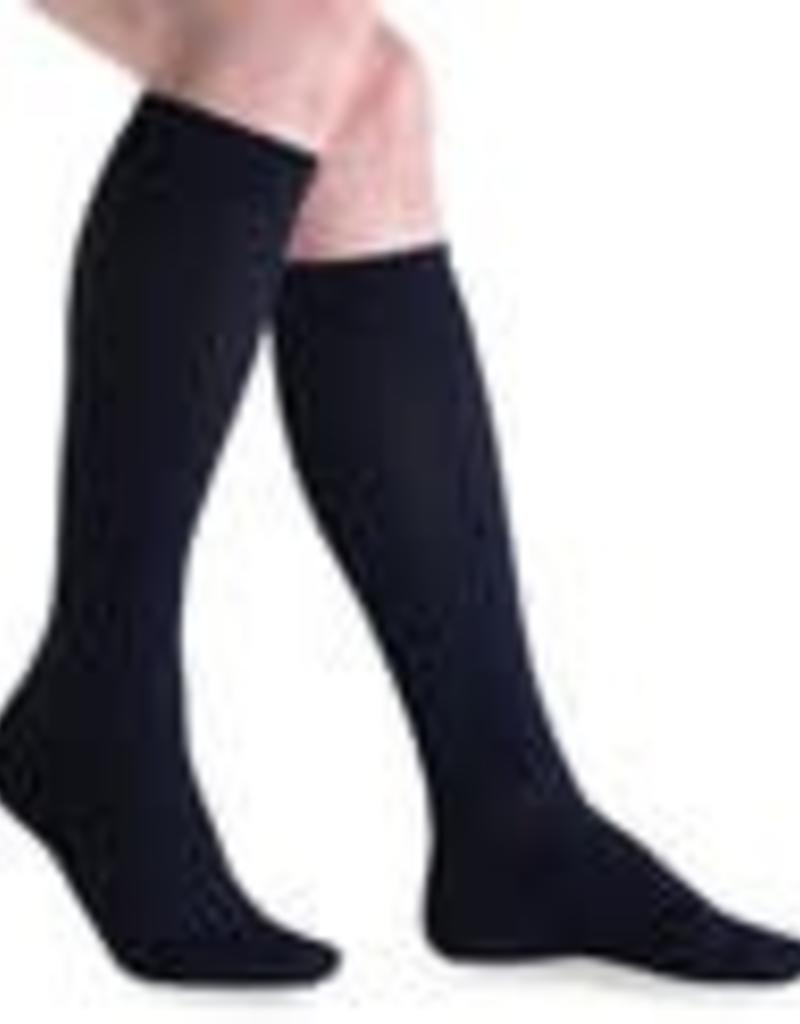 Jobst Jobst Relief 15-20 mmHg Knee High Closed Toe Black Medium