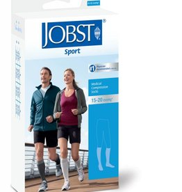 Jobst Jobst Sport 15-20 mmHg Medium Knee Cool Black