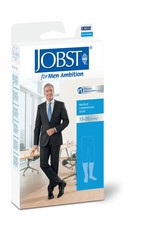 Jobst Jobst for Men Ambition Soft Fit 15-20 mmHg Size 5 Long Black