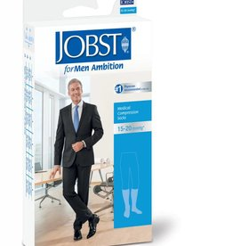 Jobst Jobst for Men Ambition Soft Fit 15-20 mmHg Size 3 Khaki