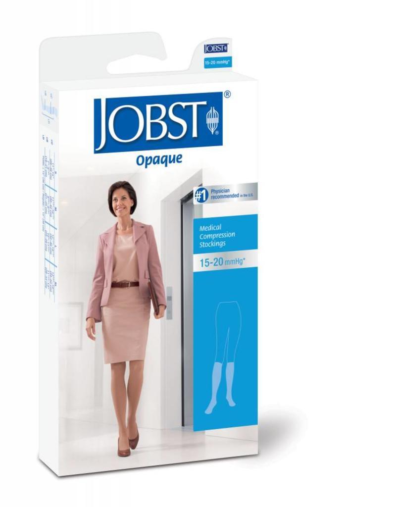 Jobst Jobst Opaque Soft Fit 15-20 mmHg Small Close Toe Black