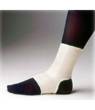 FLA FLA Ankle Support Elastic Pullover Extra Large White