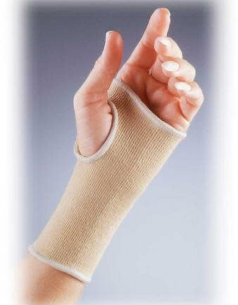 FLA FLA Wrist Support Elastic Pullover Medium Beige