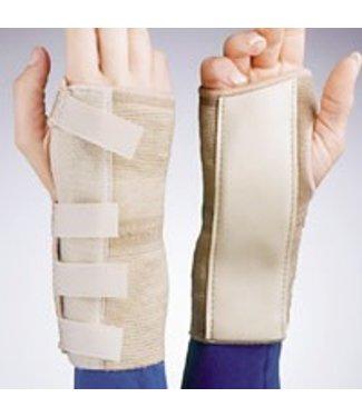 Jobst FLA Cock Up Elastic Wrist Brace Small Left