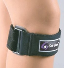 Gel-Band FLA Gel-Band Patella Strap Universal Black