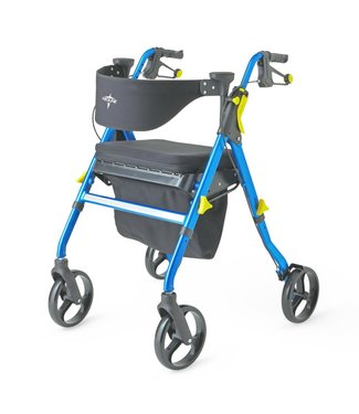 Medline Medline Empower Rollator Blue