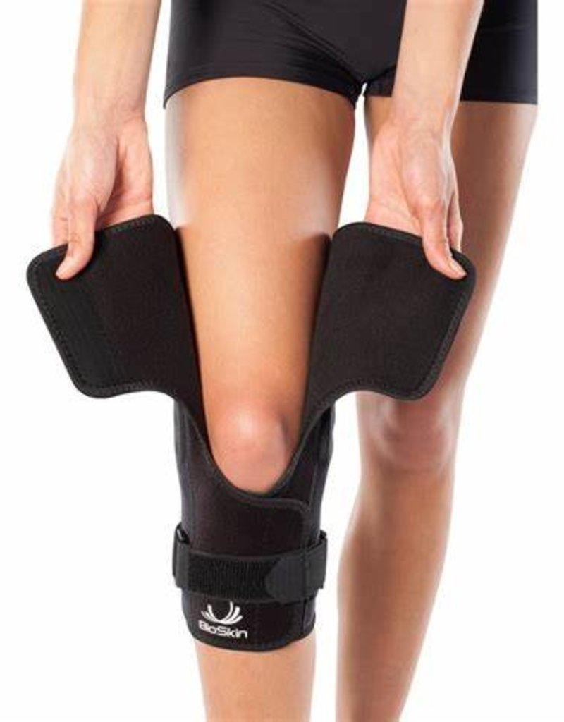 Bio Skin Bio Skin Hinged Knee Skin - Front Closure