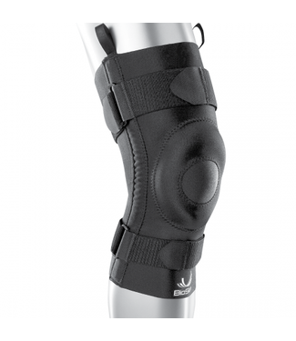 BioSkin Bio Skin Visco Knee Skin with Straps - Closed Patella - Stratus Material