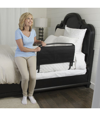 """Stander Stander 30"""" Safety Bed Rail & Padded Pouch"""