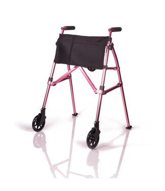 Stander Stander Walker, EZ Fold-N-Go Regal Rose w8.00
