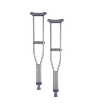 """Nova Nova Aluminum Crutches Adult 5'2-5""""10"""""""